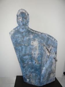 Skulpturen aus Keramik von Enzo Arduini